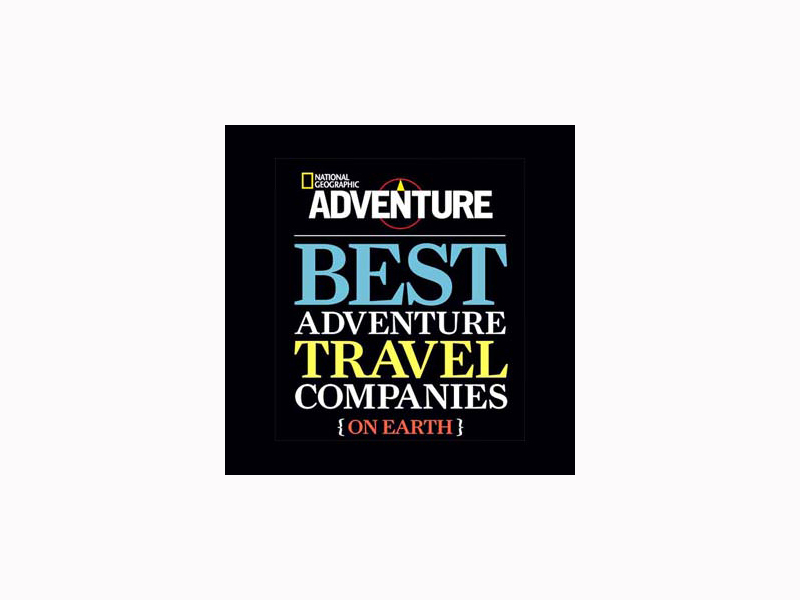 National Geographic Adventure Best Adventure Travel Companies on Earth - luxury vacation destinations