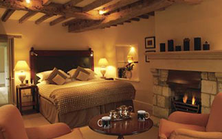 Europe United Kingdom England Cotswolds green meadows Cotswolds house - luxury vacation destinations