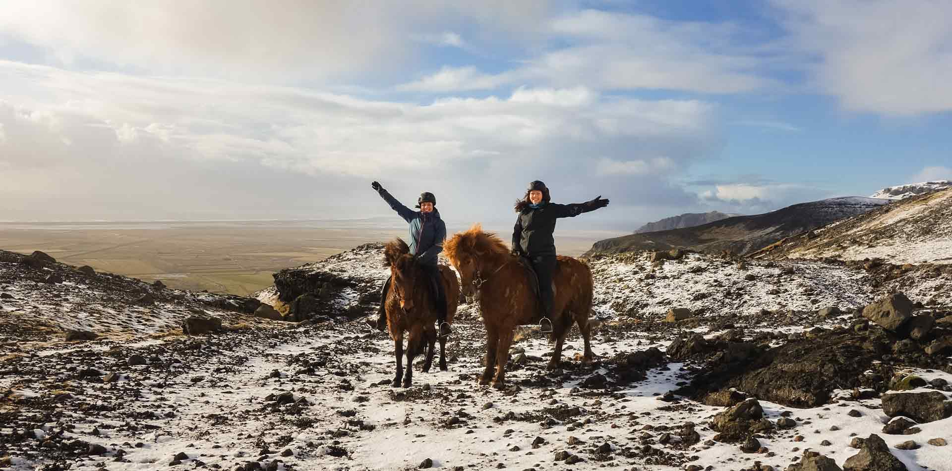 Europe Iceland Hvolsvollur Skalakot Manor Hotel farm Icelandic horseback riding - luxury vacation destinations