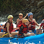Costa Rica Family White Water Rafting Waterfall Adventure Explore Tour Travel Jungle - luxury vacation destinations